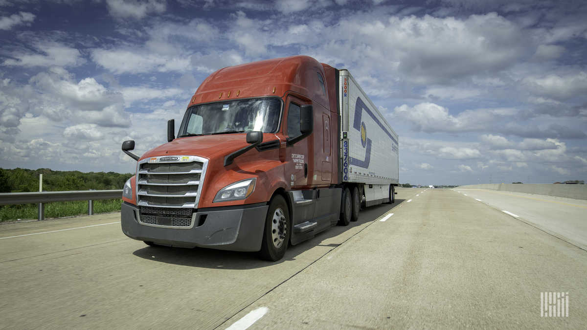 Driver pay still on the rise