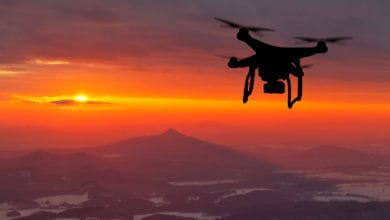ranking states on most drone friendly