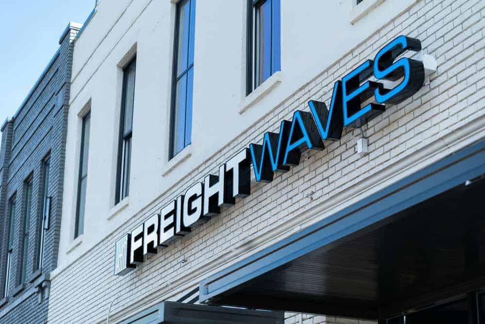 The FreightWaves headquarters in downtown Chattanooga. (Photo: Josh Roden/FreightWaves)