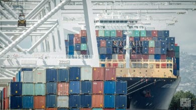 Containers will continue to land at a high rate