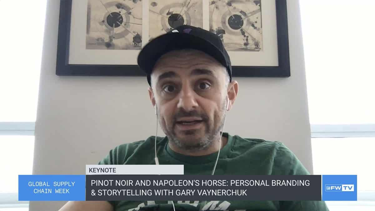 GSCW Day 7 keynote: GaryVee on importance of personal branding
