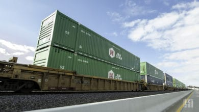 Intermodal demand on the rise