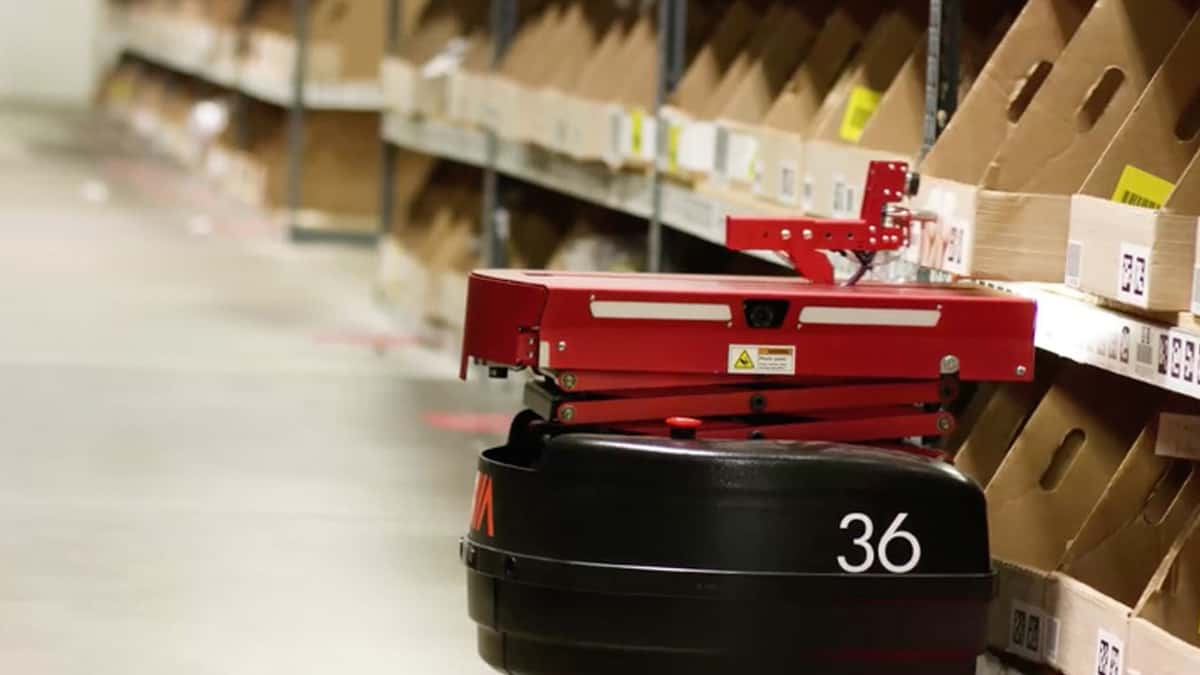 Cargo Cove adding inVia Robotics autonomous robots to e-commerce facility