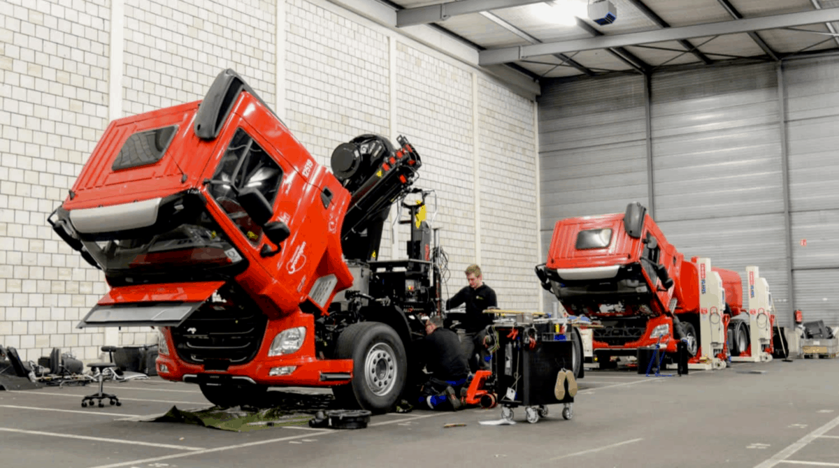Hyzon expects to deliver fuel cell trucks in Europe in Q3