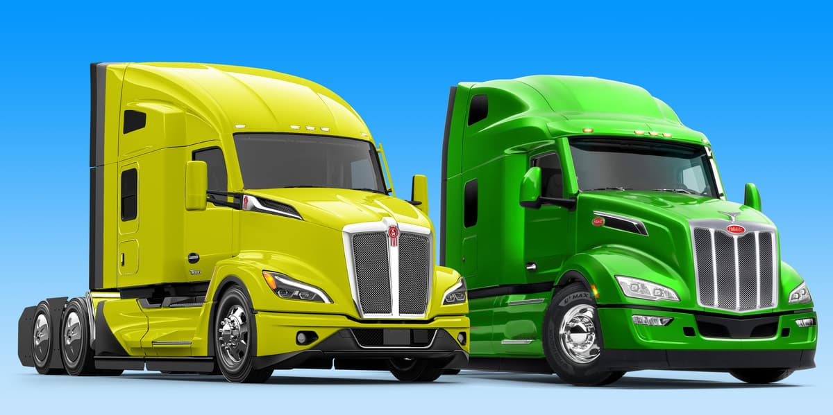 Flush with new models, PACCAR posts strong first-quarter financial results