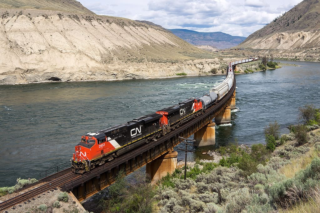 CN confident in market share take from trucking via KCS merger