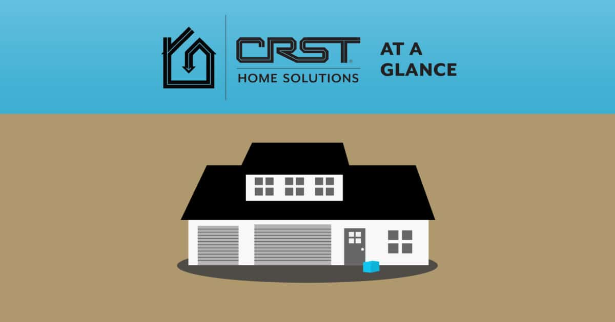 Daily Infographic: CRST Home Solutions At a Glance