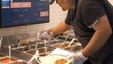 Digital growth continues at Chipotle