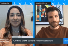 UrbanPlanning expert talks about urban logistics challenges with drone delivery.