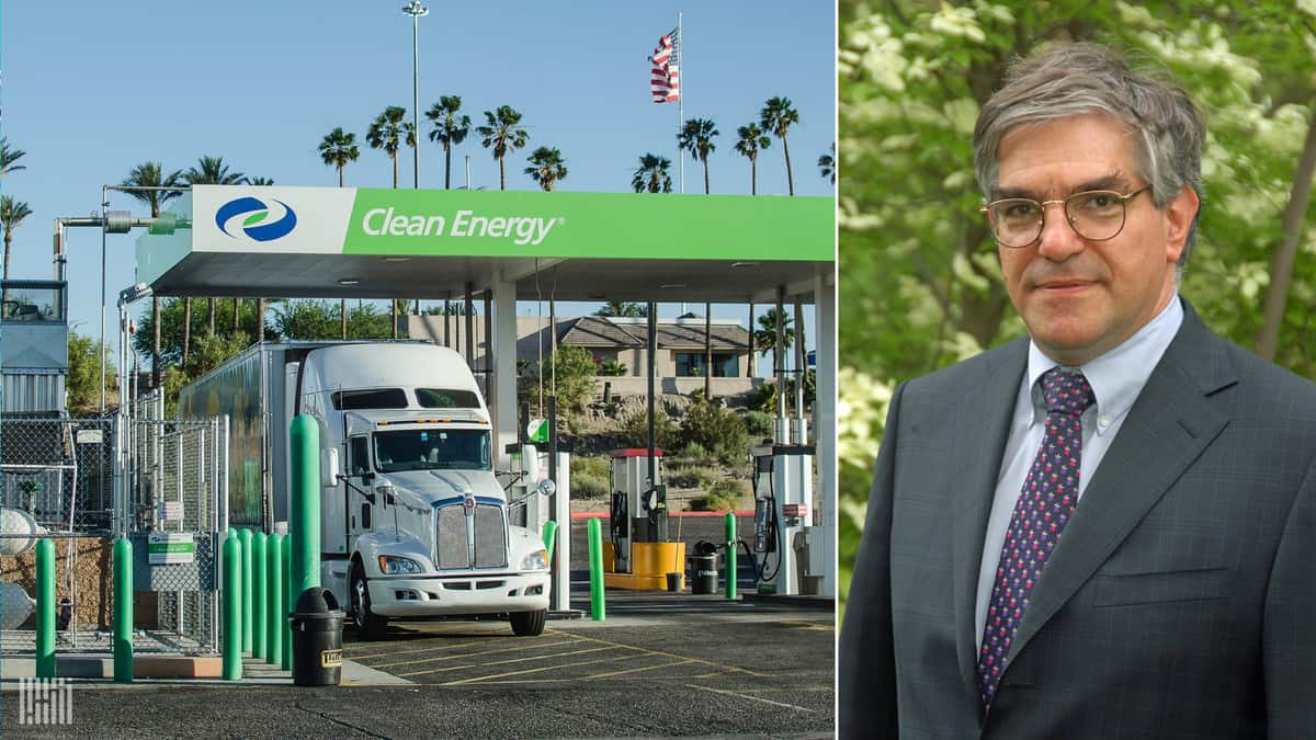 Dan Becker shares insights into transportation-related climate policy.