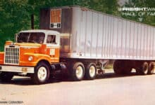 A vintage Georgia Highway Express tractor-trailer. (Photo: John Jurkowski collection)