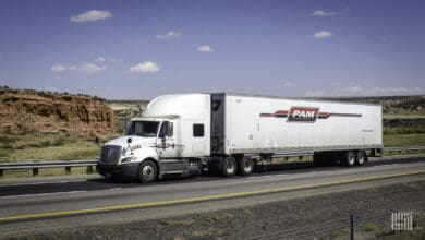 P.A.M. Transportation sees fundamentals improve in March