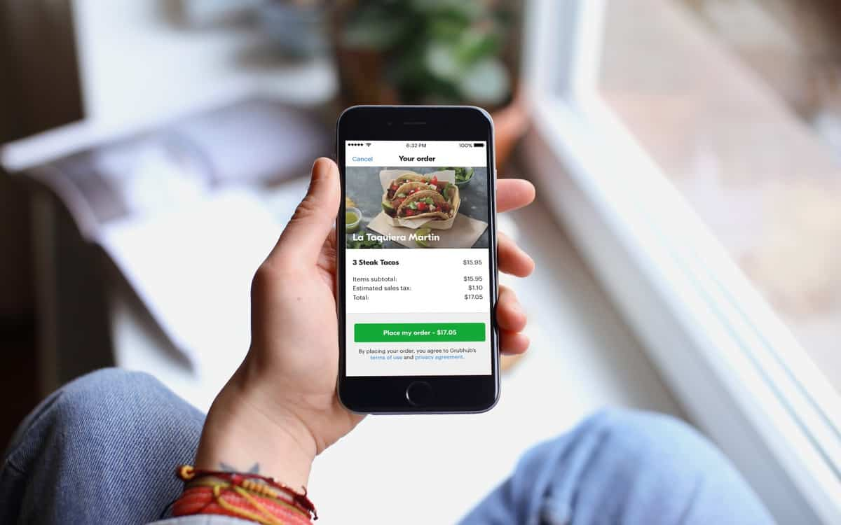 Grubhub sees strong revenue growth, but reports surprising quarterly loss