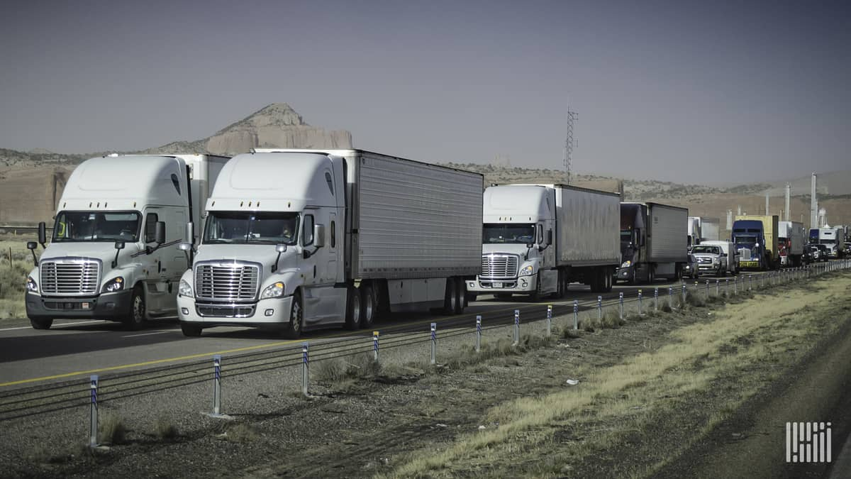 The Daily Dash: Trucking's Q1 earnings