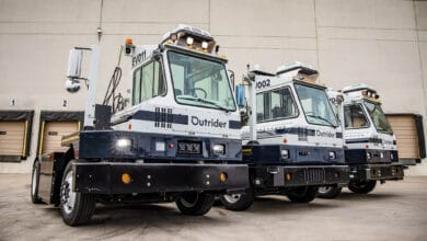 Here's an inside look at Outrider's autonomous electric yard operations.