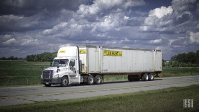 J.B. Hunt beats estimates