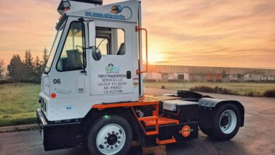 Lazer Spot acquired Firefly Transportation services, expanding its electric spotter truck fleet.