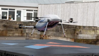 Drone provider Manna secure funding