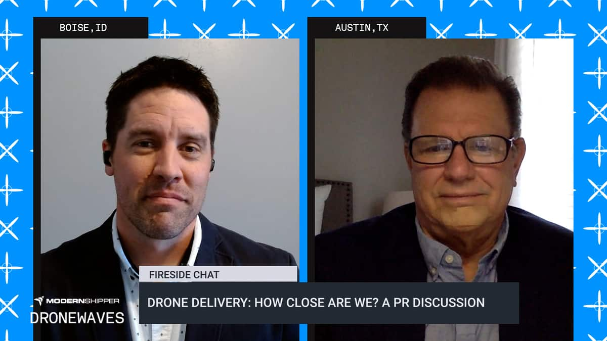 DroneWaves: How close is drone delivery to a last-mile solution?
