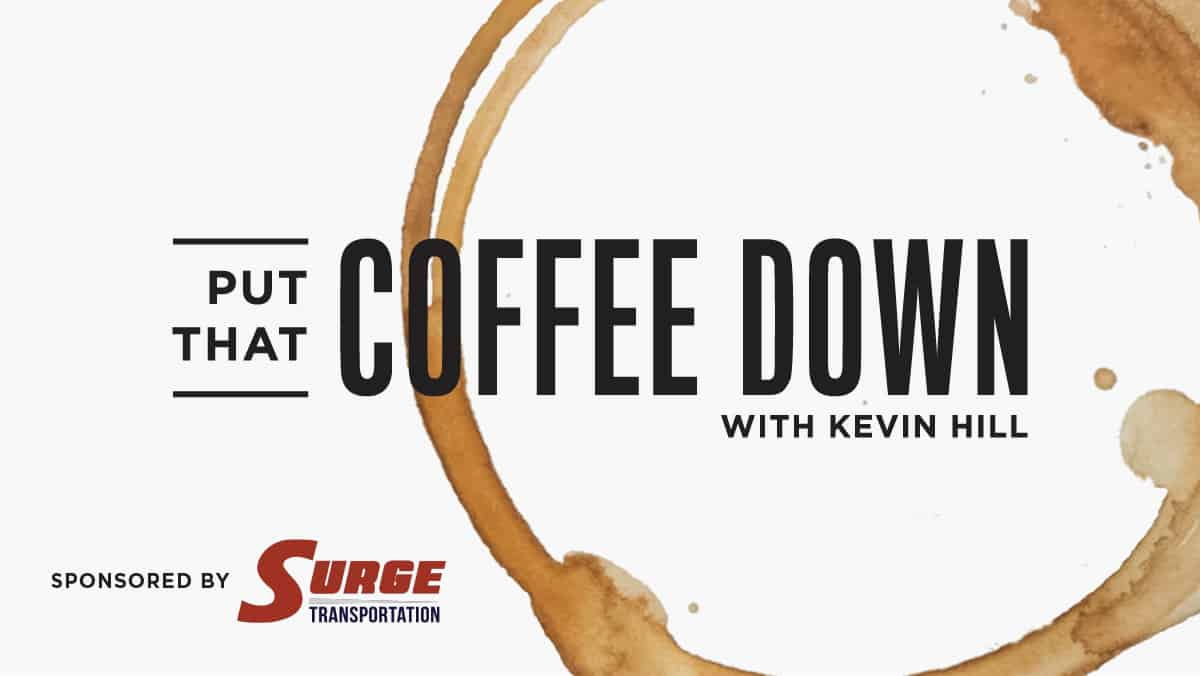 Playing to your sales strengths — Put That Coffee Down