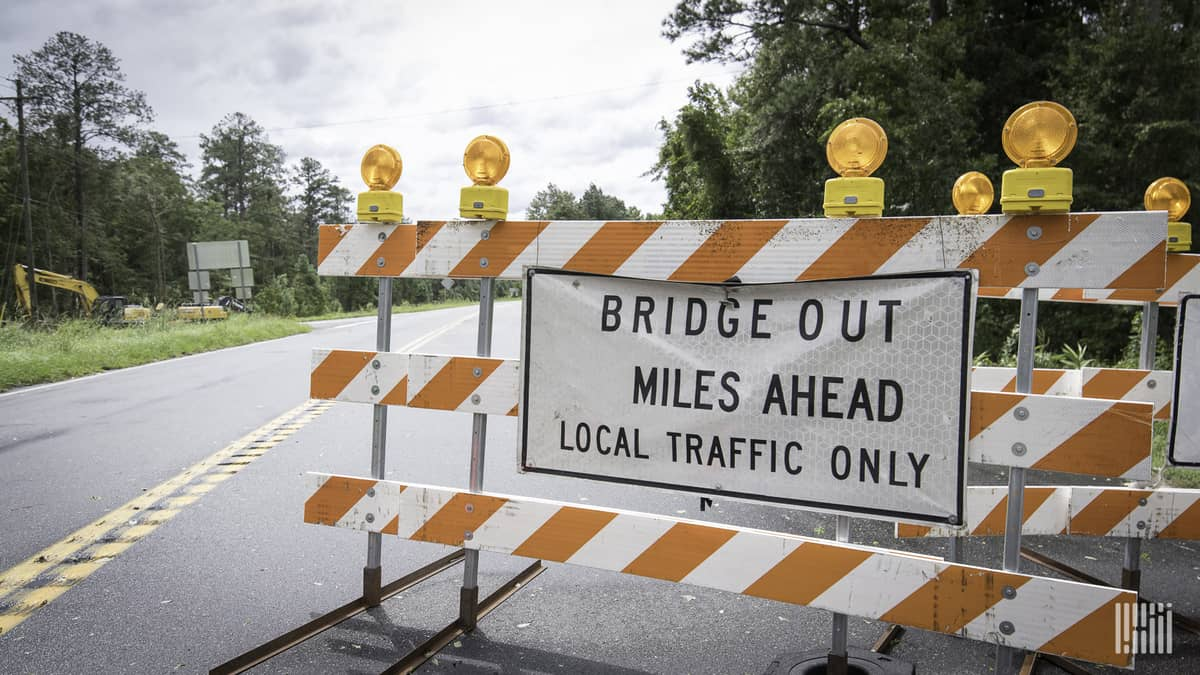 Flooding, road closures continue in several states