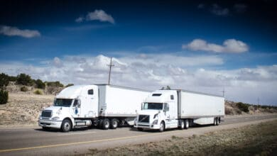 Freight boom rolls through Q1