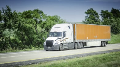 OEM delivery schedules are six weeks behind, according to Schneider