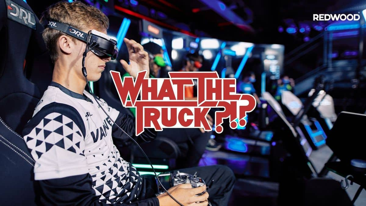 DroneWaves: The need for speed — WHAT THE TRUCK?!?