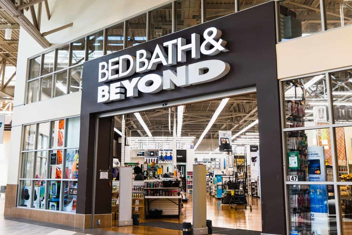 Bed Bath & Beyond aims to reduce store replenishment time from 35 days to 10