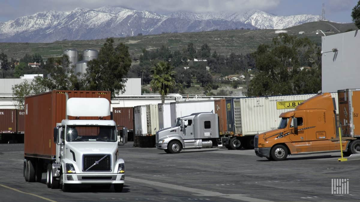 News Alert: AB5 free to be enforced in California's trucking sector