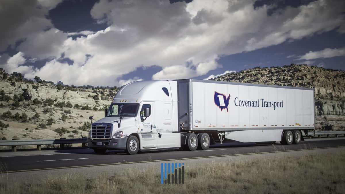 $70K for part-time driver? Covenant CEO says that could be fine for some