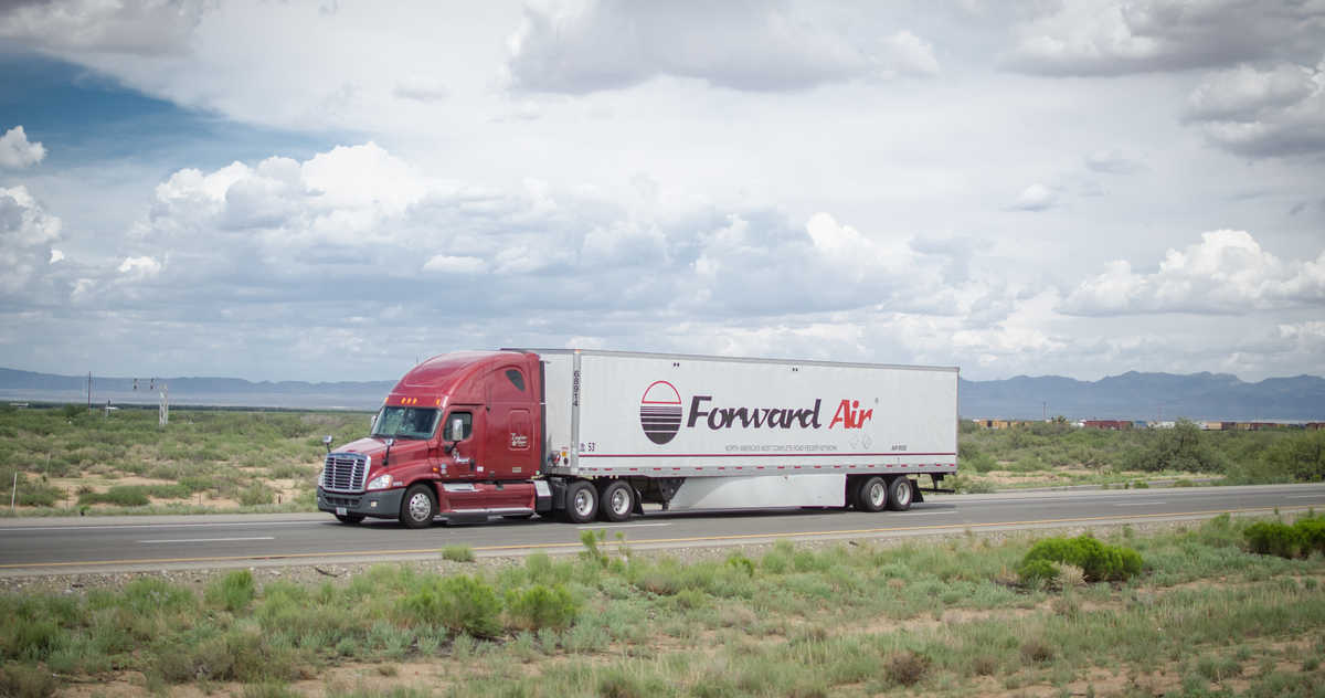Forward Air issues strong second-quarter outlook