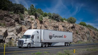 """Boom times"" in the freight market, says Forward CEO"