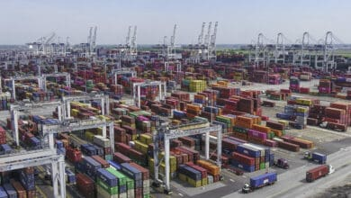 container import port