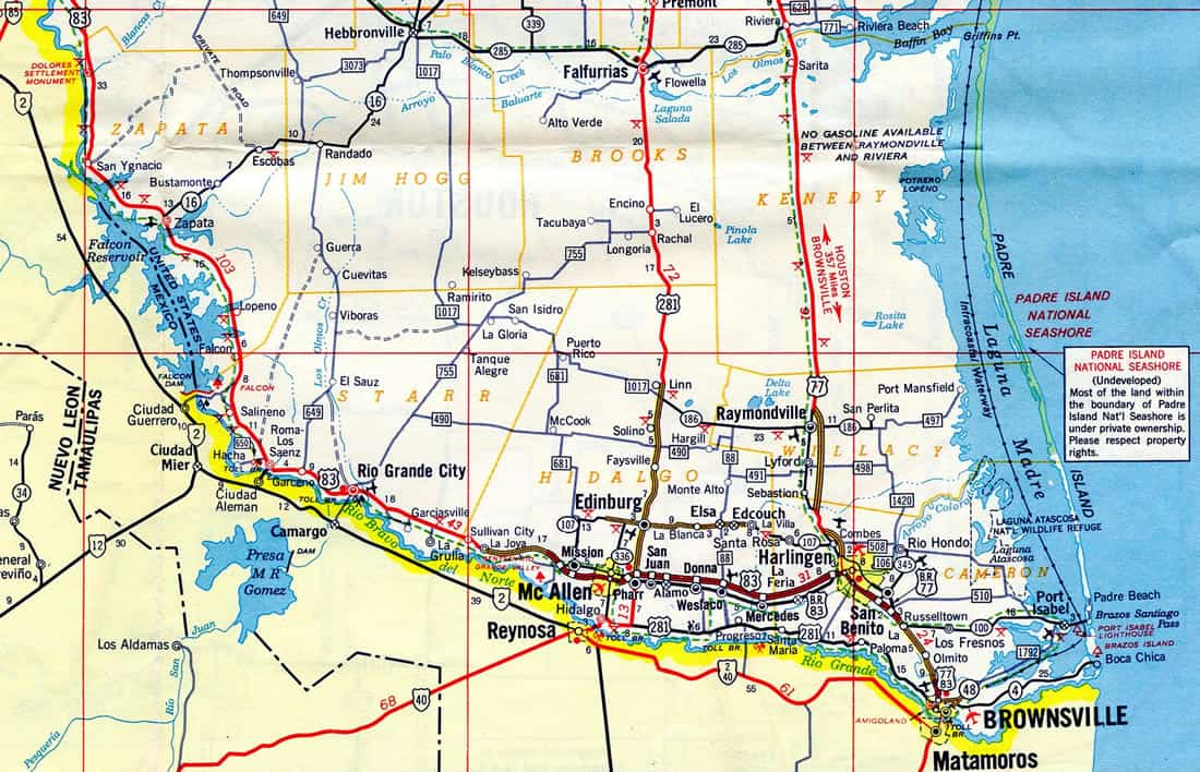 This map shows I-2's location and route. (Image: Interstateguide.com)