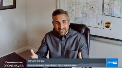 Kevin Wasik, Head of Business Development, UPS Flight Forward