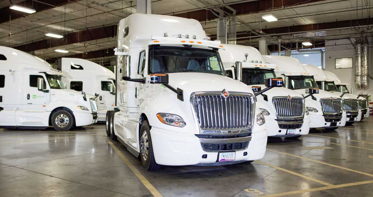 Wall Street watching as TuSimple focuses on autonomous trucking's holy grail