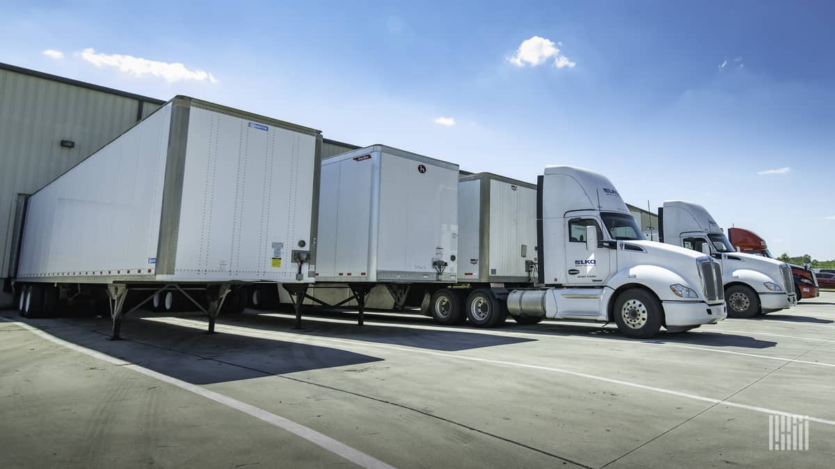Will rising warehouse and inventory costs feed trucking demand?