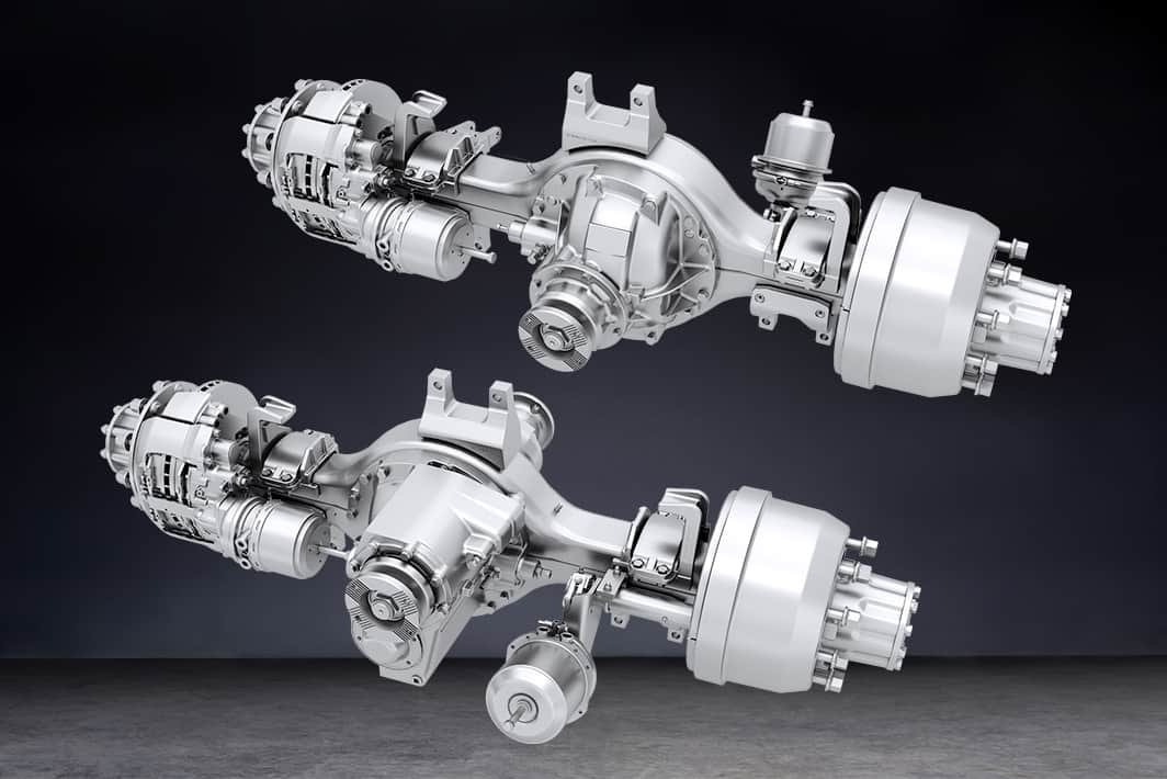 Trucking boom propels Meritor to higher sales and earnings