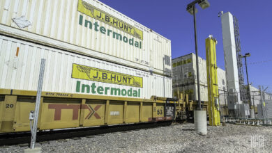 Intermodal service issues to linger