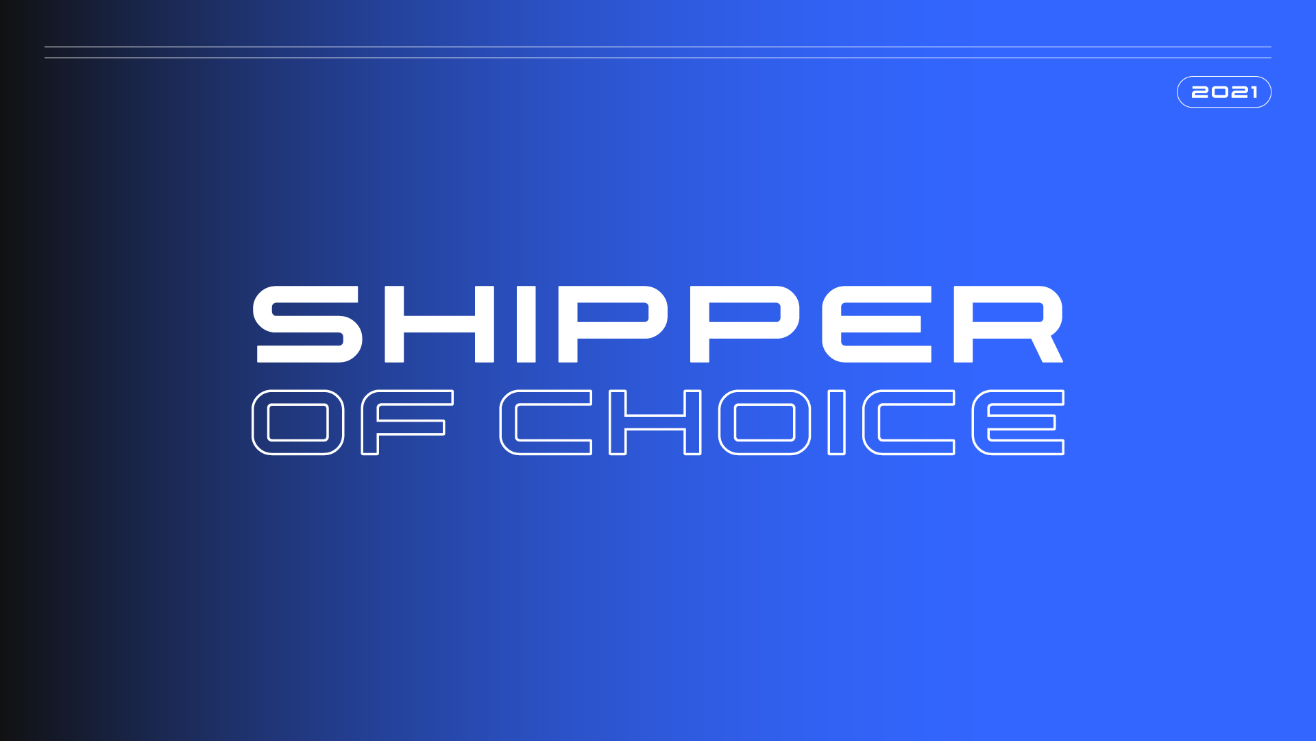 FreightWaves LIVE: Blue Triton Brands takes Shipper of Choice Award