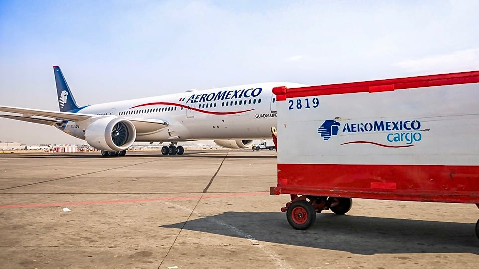 New air cargo service connects China to Mexico City