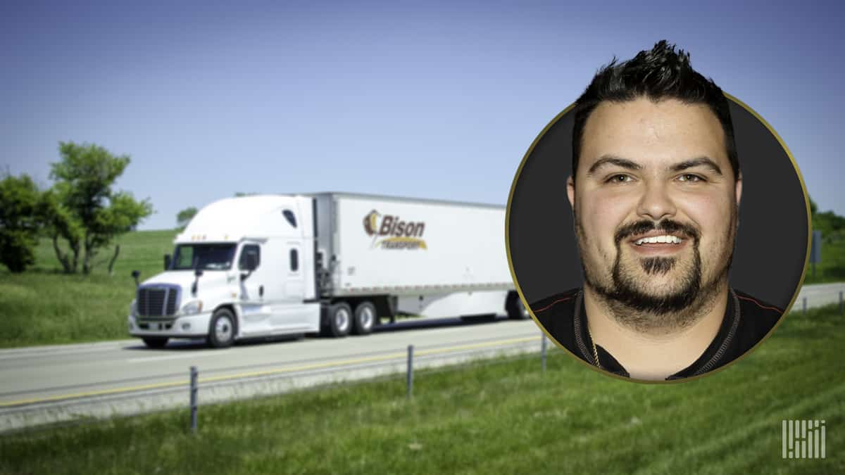 Trucker again named Highway Angel after helping accident victim