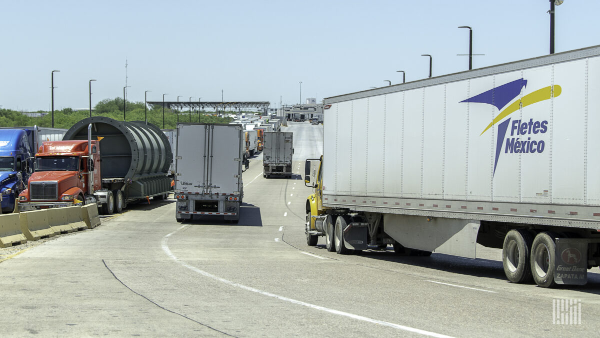 Borderlands: Mexico records 692 commercial cargo thefts in April