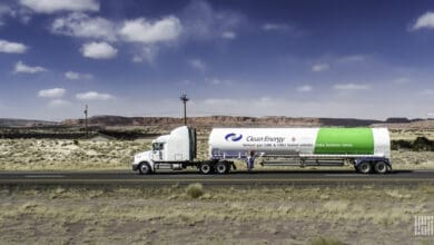 Clean Energy announced several renewable natural gas fueling agreements.