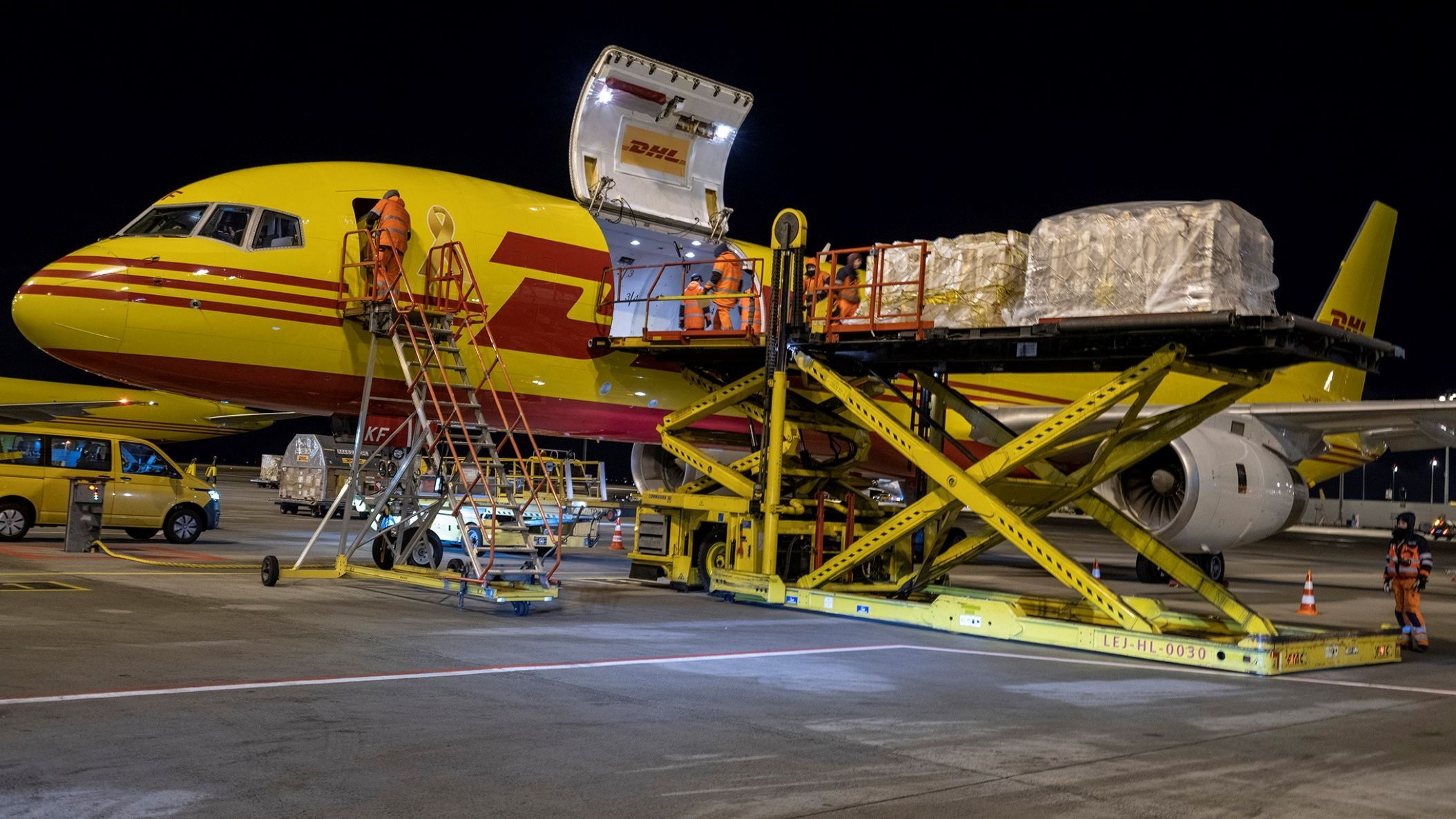 DHL Express to launch new cargo airline in Europe