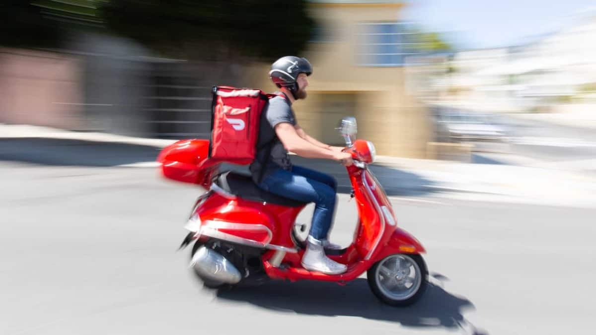 DoorDash exceeds projections in Q1 earnings, stock rises after hours