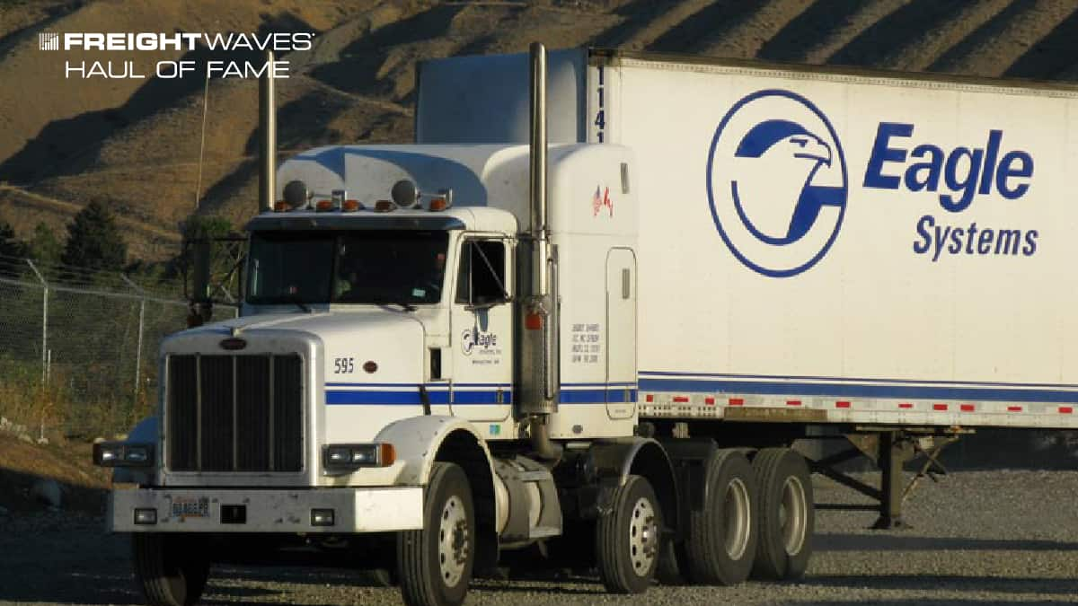 FreightWaves Haul of Fame: Eagle Group is flying high