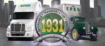 A photo that celebrates the company's 90th anniversary. (Photo: Epes Transport)