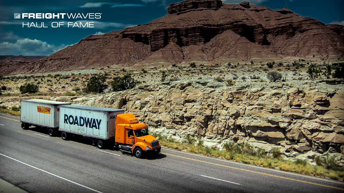 FreightWaves Haul of Fame: Roadway Express was an LTL leader for decades